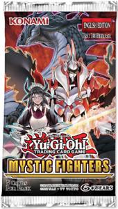 Yugioh Mystic Fighters *MYFI* - Secret Rare & Super Rare Holo Yugioh TCG Cards