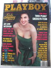 Playboy Us 12/90 Morgan Fox