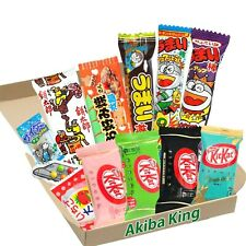 Kit Kat Trial Japanese party Snack Dagashi BOX chocolate umaibo AKIBA KING