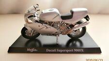 MAISTO DUCATI SUPERSPORT 900FE SCALE 1/18 NO BOX