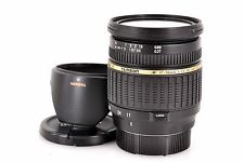 Excellent TAMRON SP AF XR Di II 18-50mm f/2.8 for PENTAX A16 with Hood