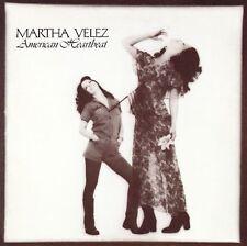 American Heartbeat 0664140604025 by Martha Velez CD