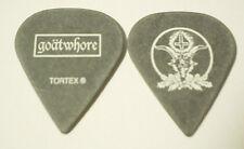 GOATWHORE Metal Band 2008 Concert Tour GUITAR PICK From Exodus Tour Goat Whore