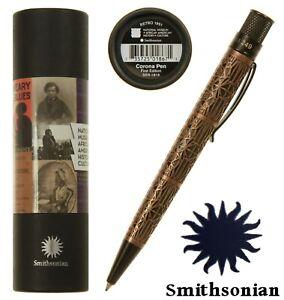 Retro 51 #SRR-1818 / Smithsonian Series Corona Rollerball Tornado Pen