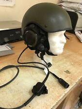 RACAL Combat Vehicle Crewman Ventilated Helmet VTH with Headset