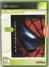 SPIDER-MAN XBOX GAME SPIDERMAN
