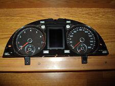 10 11 VW PASSAT CC INSTRUMENT CLUSTER SPEEDOMETER GAUGE 3C8920970M 3C8920970MX