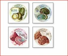 TON0106 Shells 4 stamps