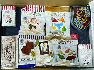 PERSONALISED Harry Potter Sweets Birthday Gift Box American Candy