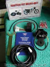 12 volt Wassell Electronic Ignition system twins singles unit Triumph Bsa Norton