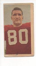 1954 Blue Ribbon Tea Canadian Football Card #74 Phil Adrian-Montreal