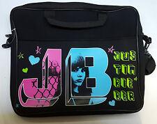 "Justin Bieber 15"" Laptop Satchel"