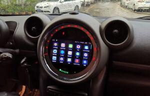 for Mini Cooper 2007-2016 R56 R60 Android 10 Satnav Radio Display Screen Carplay