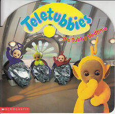Teletubbies: It's Tubby Bedtime -- Illustrated Tubbies Storybook