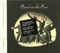 Paul Mccartney: Band On The Run (Ramastered) - CD