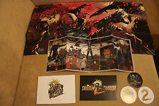 Shadow Warrior 2 ARTBOOK, 3 STICKERS, LITOGRAPHY, POSTER