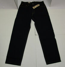 Nwt Mens Levis 550 Relaxed Fit Dark Blue Stretch Jeans 34 32