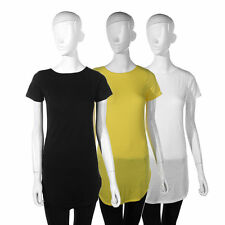 Unbranded Women's Casual Short Sleeve Sleeve Plus Size Tops & Shirts