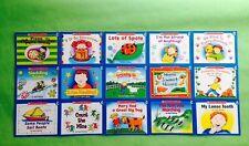 Lot 15 Level C Preschool Kindergarten Homeschool Learn to Read Books NEW