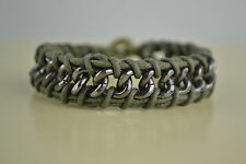 Diesel Asity Armband  Bracciale bracelet  Neu grün