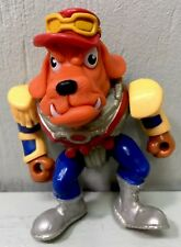 HASBRO 1990 BUCKY O' HARE IN TOAD WARS ASTROCAN COMMANDER DOGSTAR ACTION FIGURE
