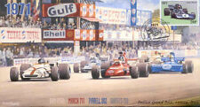 1971 brm P160 mars tyrrell 002 & surtees monza F1 housse
