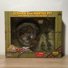 21st Century Toys – German 8cm Mortar Pit – 1/32 – 20071