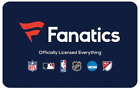 Fanatics $100 Value Gift Cards For Sale