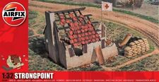Airfix 1/32nd Scale Strongpoint Bombed Building Plastic Model Kit