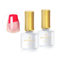 BORN PRETTY Base Coat No Wipe Top Coat Soak Off UV LED Nail Art Gel Polish