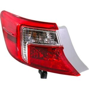 Tail Light for 2012-2014 Toyota Camry LH