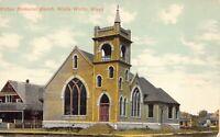 Postcard Wilbur Memorial Church in Walla Walla, Washington~130654
