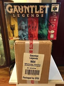 Gauntlet Legends (Nintendo 64, 1999)