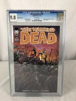 The Walking Dead #100 Hitch Variant Cover 2012 Image Comic CGC 9.8 1st Negan