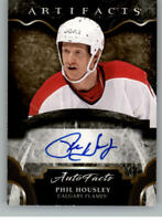 2017-18 Upper Deck 17-18 Artifacts Auto Facts Autographs Pick From List