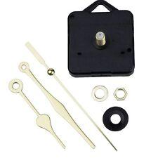 Long Shaft Gold Hands DIY Wall Quartz Clock Movement Mechanism Repair Kits