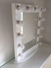 12 LED Hollywood Mirror Makeup Vanity Mirror illuminated Mirror Dressing Table