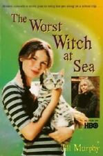 The Worst Witch at Sea, Jill Murphy, New Book