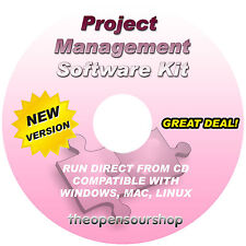Project Manager Suite - Create Professional Gantt Charts & Manage Project Plans