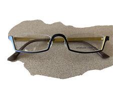 Prodesign Denmark Top Semi Rimless Eyeglasses 1281
