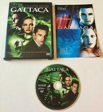 Gattaca (1997) - Dvd - Region 1 , Full Screen