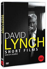 The Short Films of David Lynch / David Lynch, Jeffe Alperi, 2002 / NEW