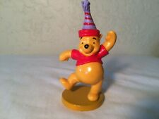Disney Winnie The Pooh  Birthday Party Hat Cake Topper Stands