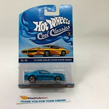 '10 Ford Shelby GT500 Super Snake * Hot Wheels Cool Classics * R23