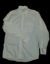Eton of Sweden 41-16 Zante Contemporary Fit Spread Collar Ivory Dress Shirt