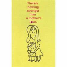 American Greetings Funny Birthday Card: Nothing Stronger Than a Mother's Love...