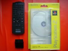 Official PlayStation 2 DVD Remote Control SCPH-10170