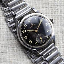"Vintage CERTINA Military watch - c. 1950 - Cal. 320 - ""Bonklip"" bracelet - Swiss"