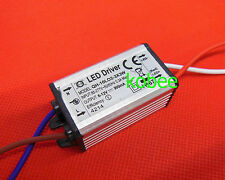 10W High Power LED Driver Power Supply 85-265V to DC 6-12V 900mA Waterproof IP67