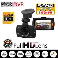"""1080P 2.3"""" Lcd Car Dvr Dash Camera Cam G-sensor Ir Night Vision New V0"""